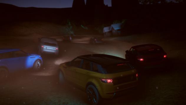 Range Rover Velar Off Road Driving Simulator 2019 screenshot 2