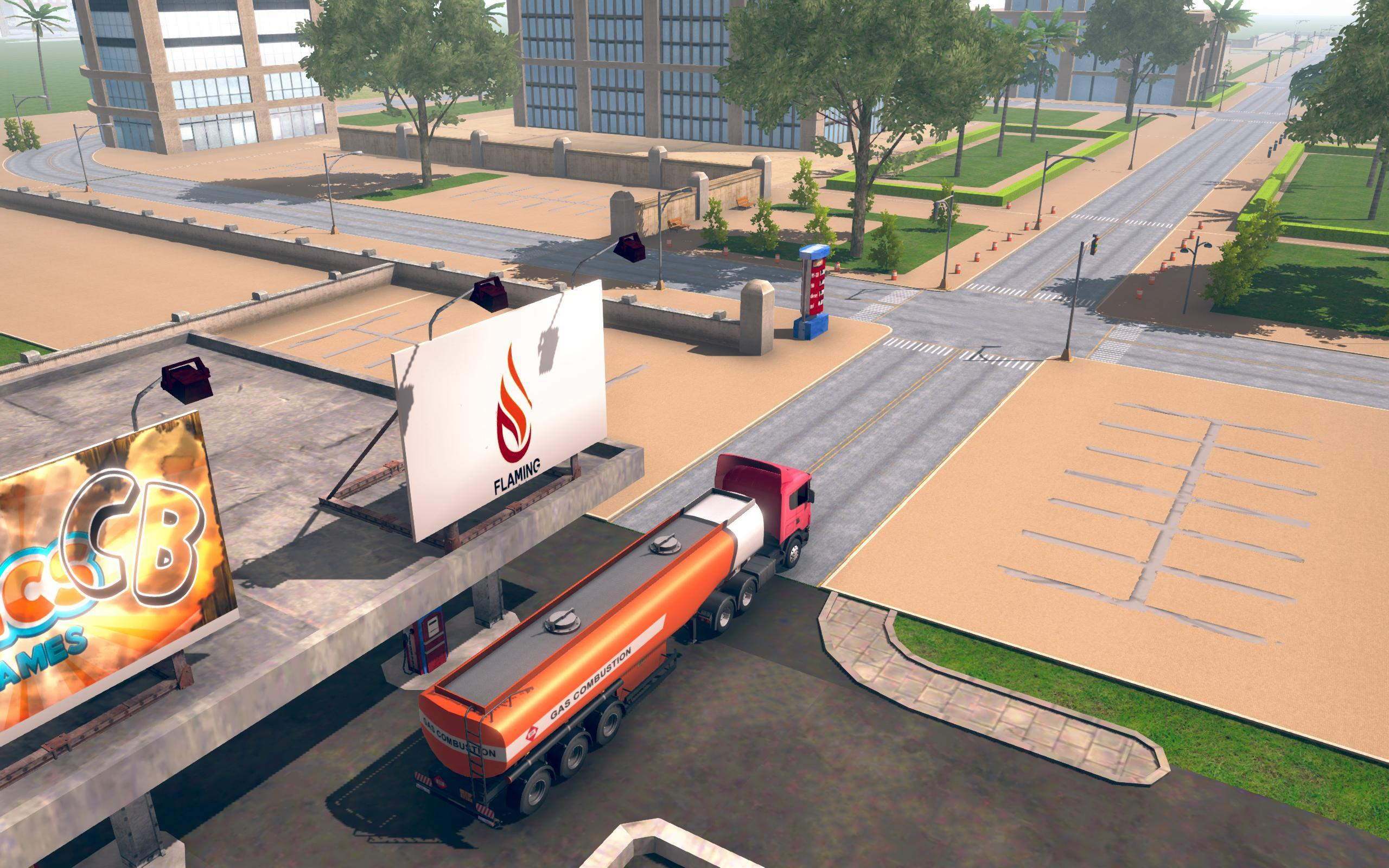 Oil Tanker Truck Driver 3D - Free Truck Games 2019 for