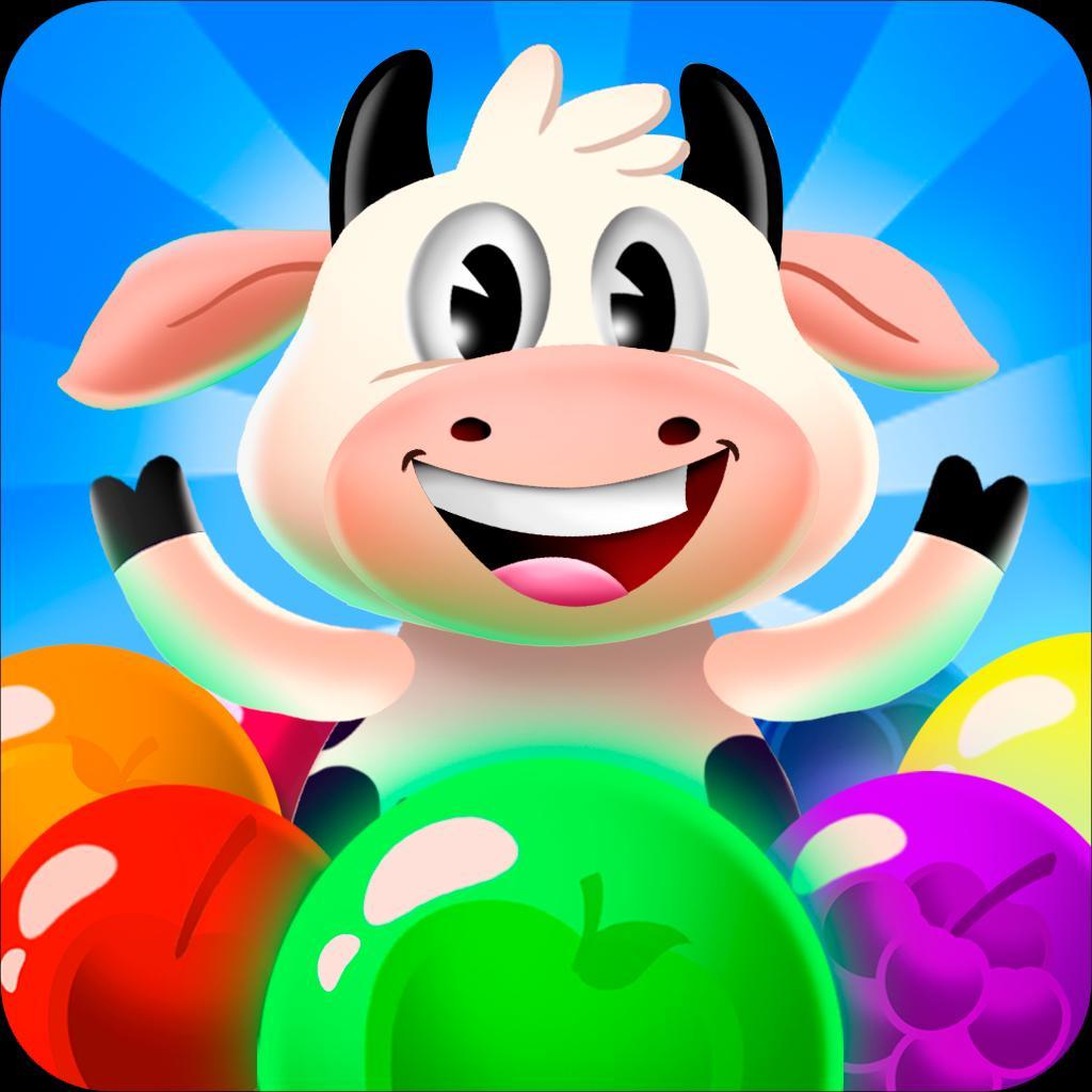 La Vaca Lola Bubble Shooter For Android Apk Download