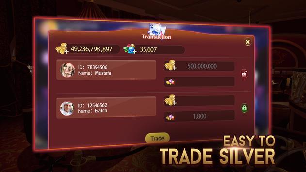 Conquer Silver Club screenshot 3