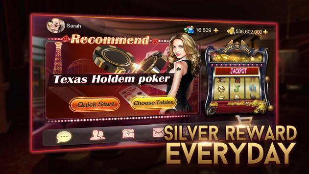 Conquer Silver Club screenshot 2