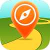 Travel GIS icon