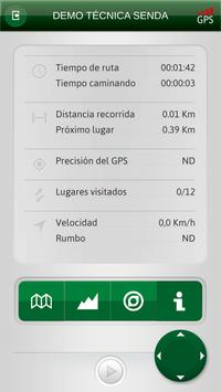 Senda Audioguiada screenshot 1