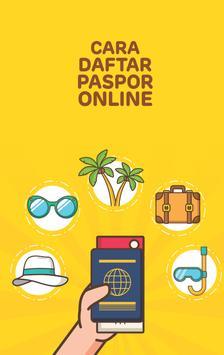 Cara Daftar Paspor Online Tanpa Antri poster