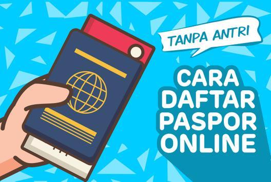 Cara Daftar Paspor Online Tanpa Antri screenshot 1
