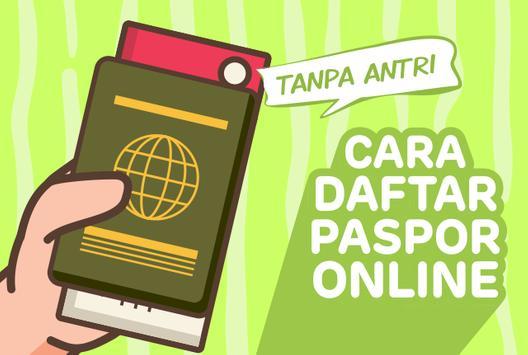 Cara Daftar Paspor Online Tanpa Antri screenshot 2