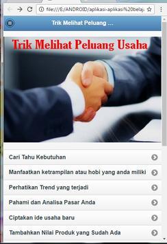 Tricks Business Opportunities screenshot 3