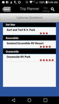 IDC Trip Planner screenshot 3