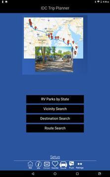 IDC Trip Planner screenshot 5