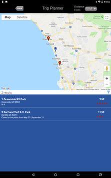 IDC Trip Planner screenshot 8