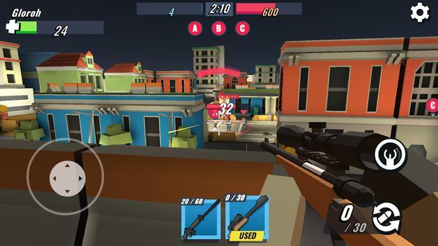 Battle Gun 3D screenshot 3