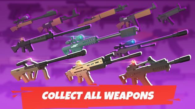 Battle Gun 3D poster
