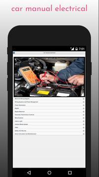 car manual electrical screenshot 5