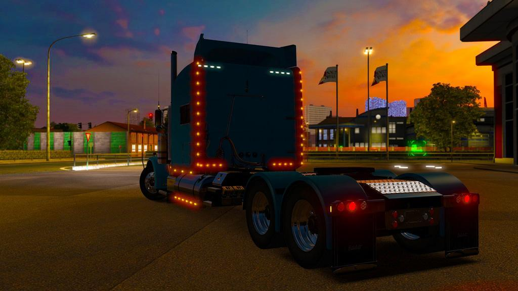 3D Euro Truck Driving Simulator Extreme for Android - APK