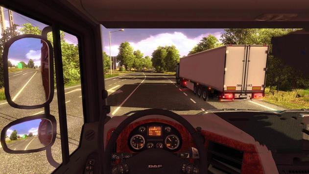 3D Euro Truck Driving Simulator Extreme screenshot 3