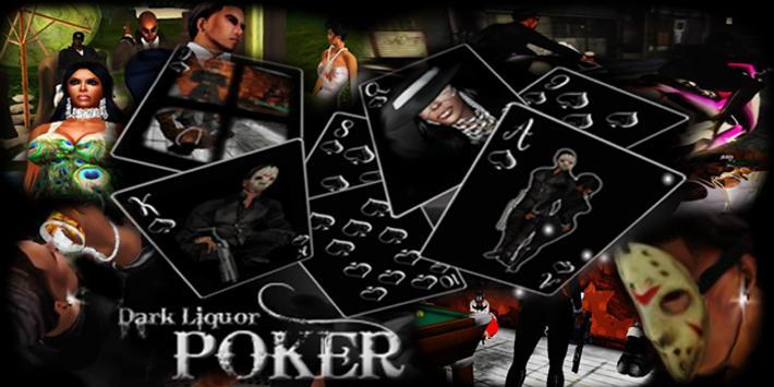 Dark Liquor Poker vol. 1 poster