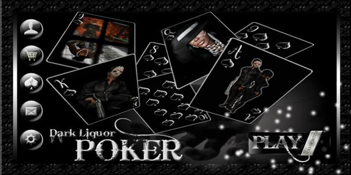Dark Liquor Poker vol. 1 screenshot 1