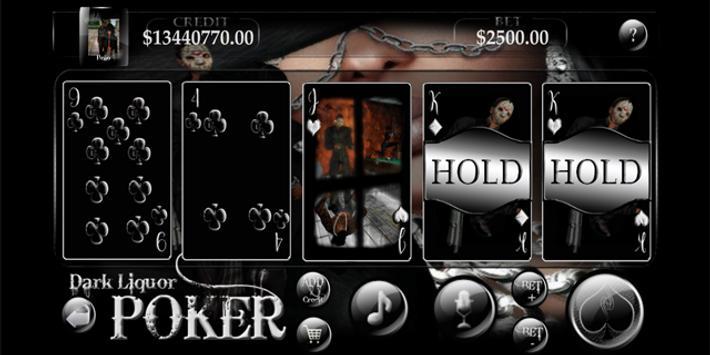 Dark Liquor Poker vol. 1 screenshot 5