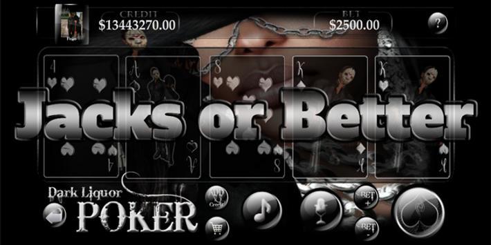 Dark Liquor Poker vol. 1 screenshot 6