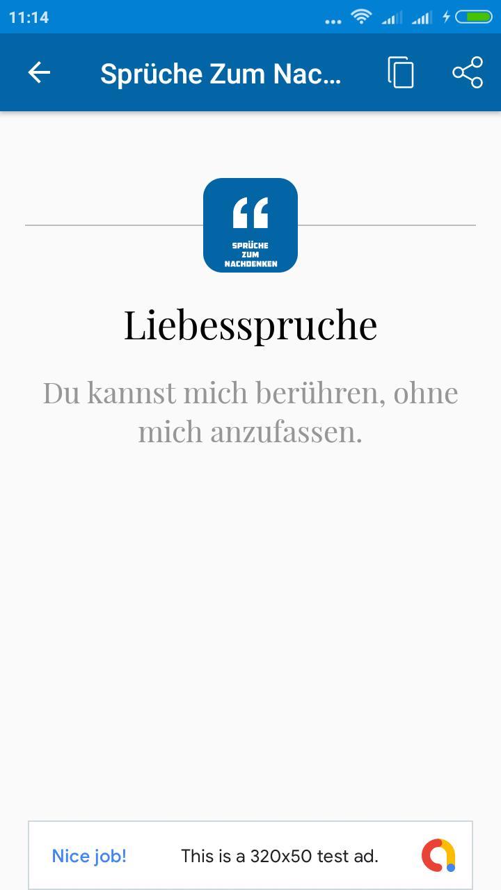 Sprüche Zum Nachdenken Für Whatsapp For Android Apk Download