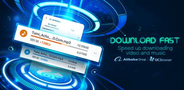 Download UC Browser- Free & Fast Video Downloader, News App