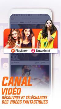 UC Browser Affiche