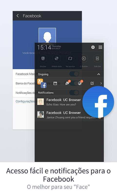 UC Browser v12 12 8 1206 APK download, free Android Browser for