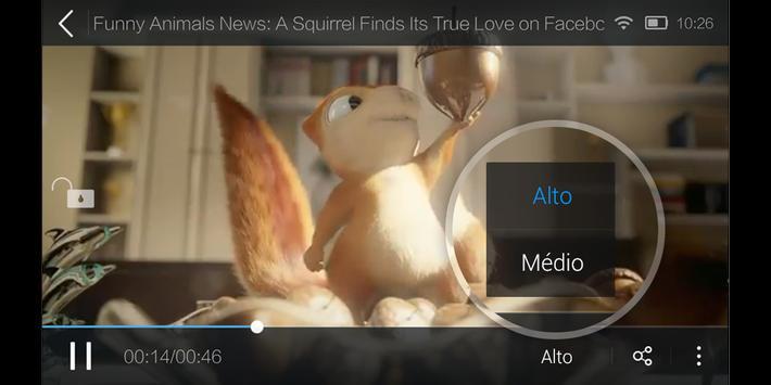 UC Browser imagem de tela 6
