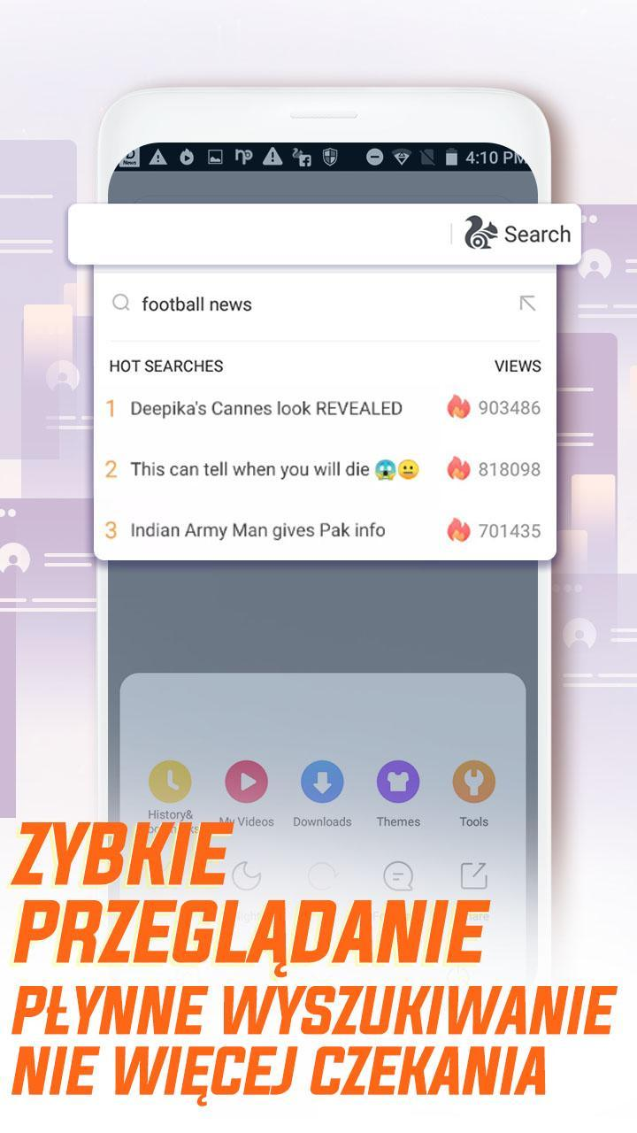 UC Browser v12 12 5 1189 APK download, free Android Browser for