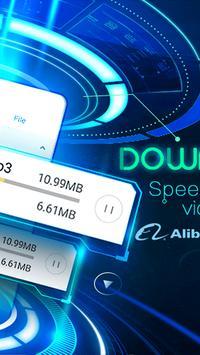 यूसी ब्राउजर वीडियो स्टेटस डाउनलोड, तेज, सुरक्षित स्क्रीनशॉट 1