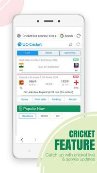 5 Schermata UC Browser