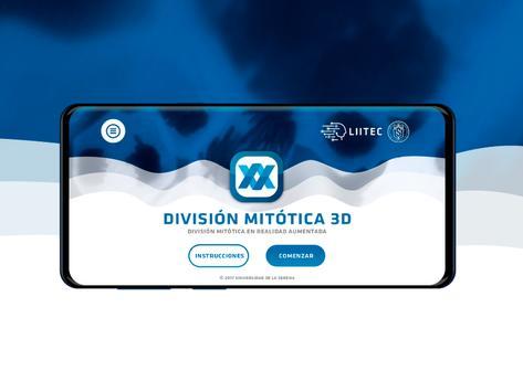 3D Mitotic Division screenshot 3