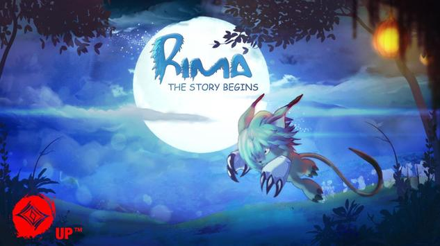 Rima: The Story Begins - Adventure Game poster