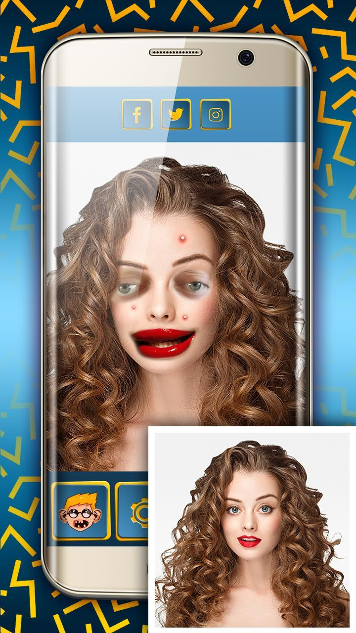 Ugly Face Maker - Funny Photo Editor for Android - APK Download