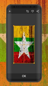 Myanmar Flag Wallpapers | UHD 4K Wallpapers screenshot 4