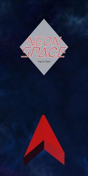 Neon Space poster
