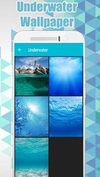 Underwater Wallpaper screenshot 1