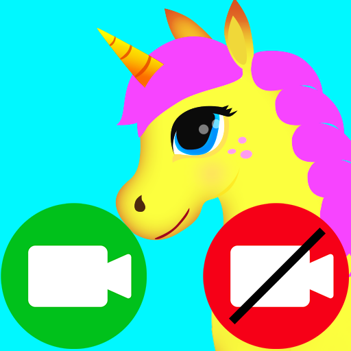 Download unicorn fake video call game                                     fake call video unicorn game. video call with unicorn talking.                                     TenAppsAndGames                                                                              7.4                                         71 Reviews                                                                                                                                           7 For Android 2021