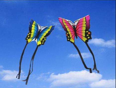 Design Unique Kite Flying Idea screenshot 3