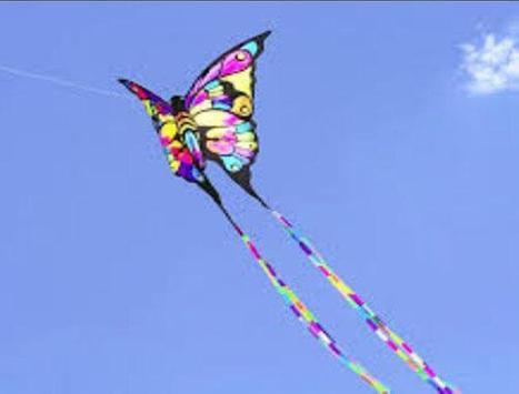 Design Unique Kite Flying Idea screenshot 4