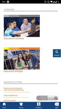 UNISANGIL Fundación Universitaria de San Gil screenshot 3