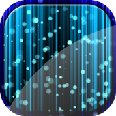 Fun with particles LWP icon