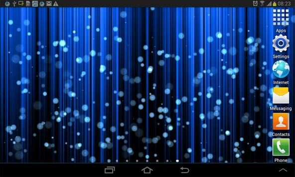 Fun with particles LWP screenshot 2
