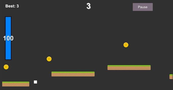 Tappy Jump 2D screenshot 3