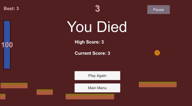 Tappy Jump 2D screenshot 2