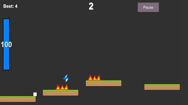 Tappy Jump 2D screenshot 5