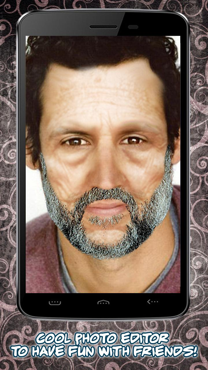 Make Me Old Funny Face Aging App and Photo Booth for Android