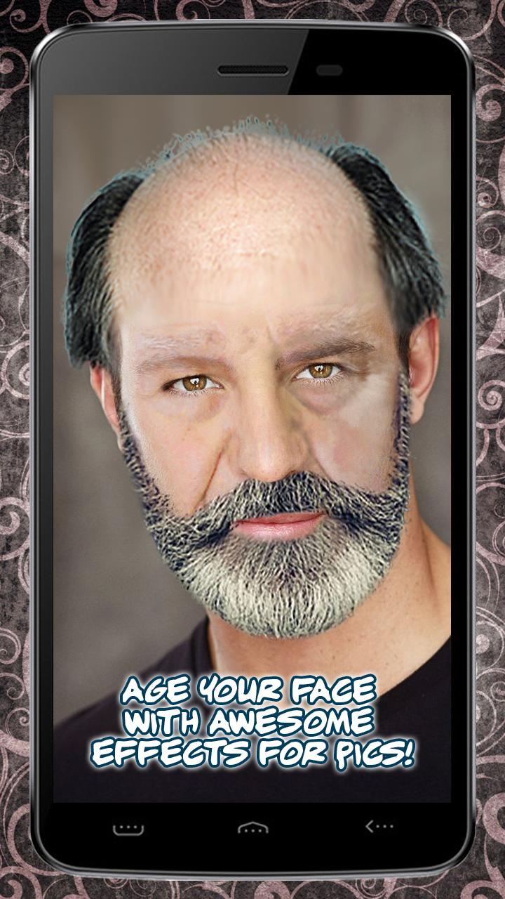 Make Me Old Funny Face Aging App and Photo Booth for Android - APK