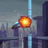 Flappy UFO icon