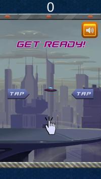 Flappy UFO screenshot 1
